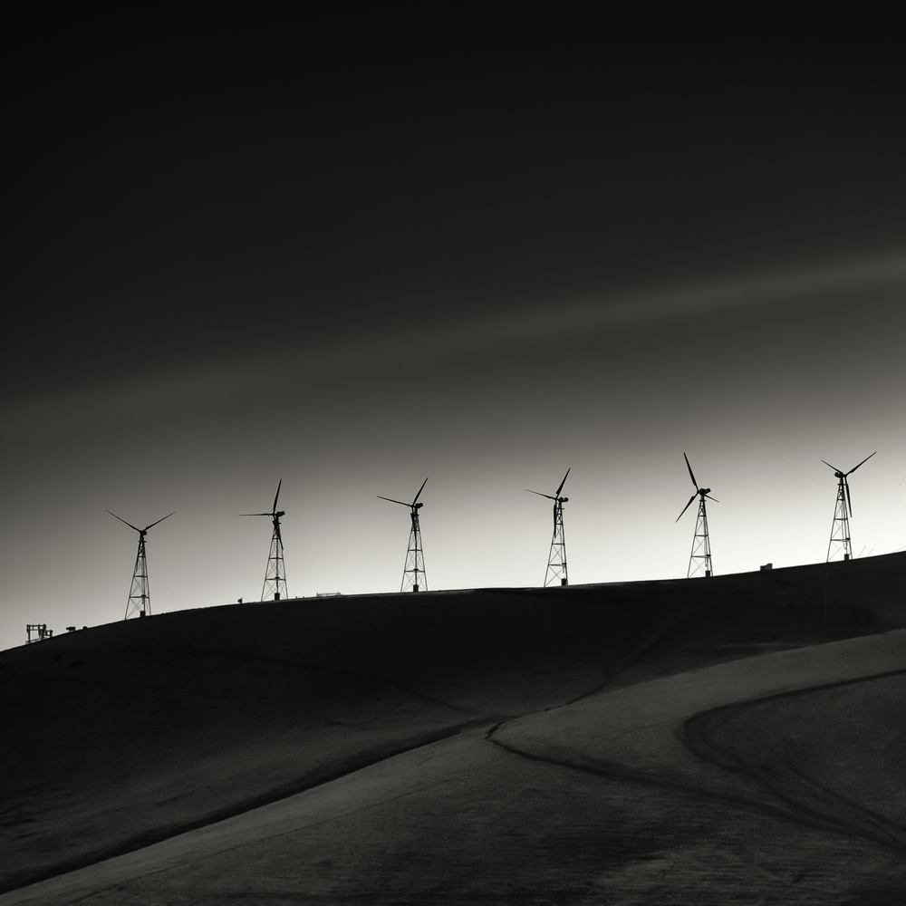 Altamont Pass Wind Farm California