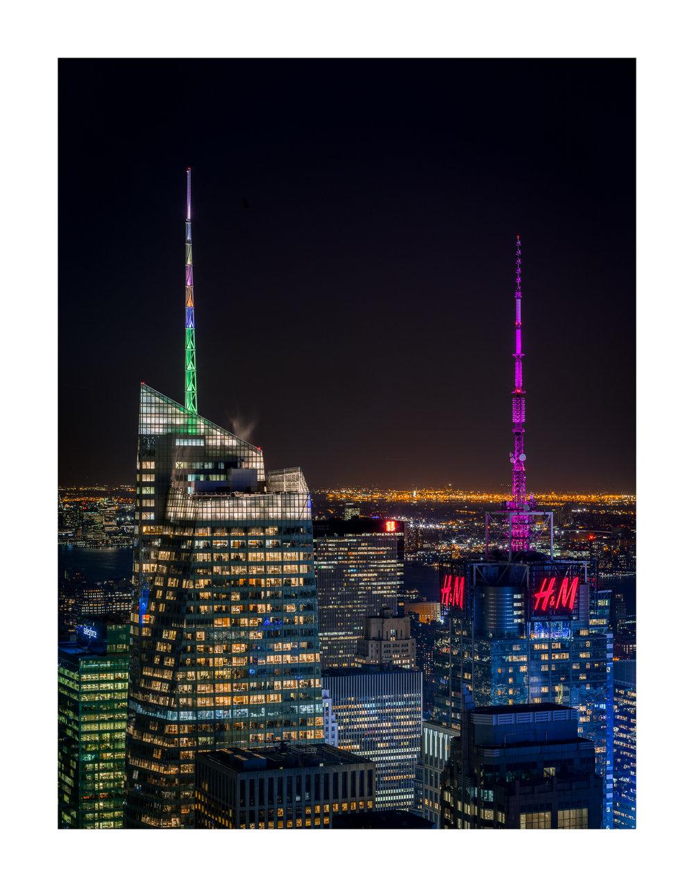 Cityscape, New York