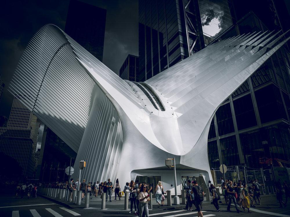 Oculus WTC