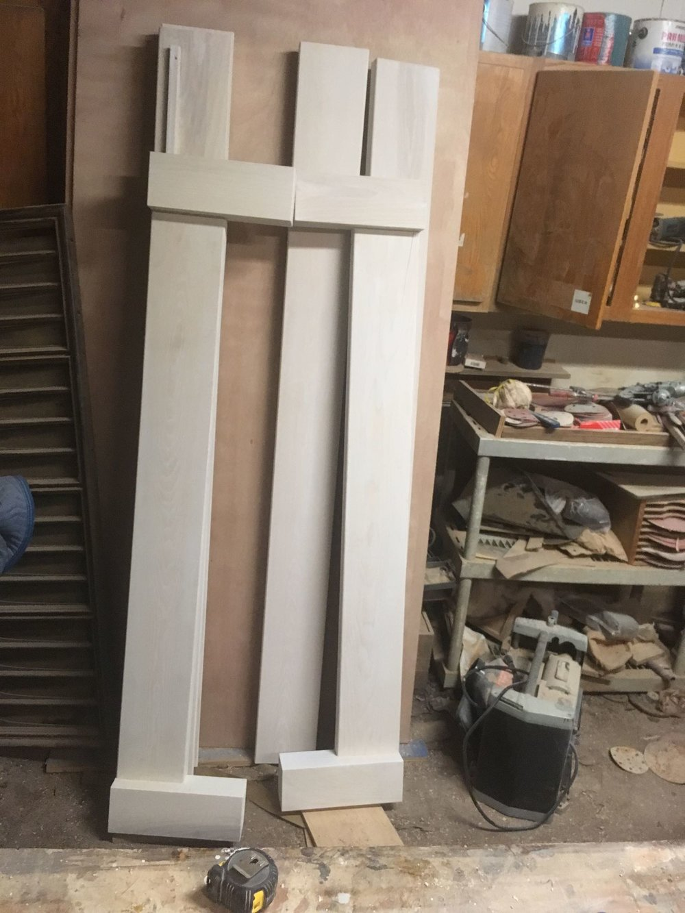 Rails and footboards
