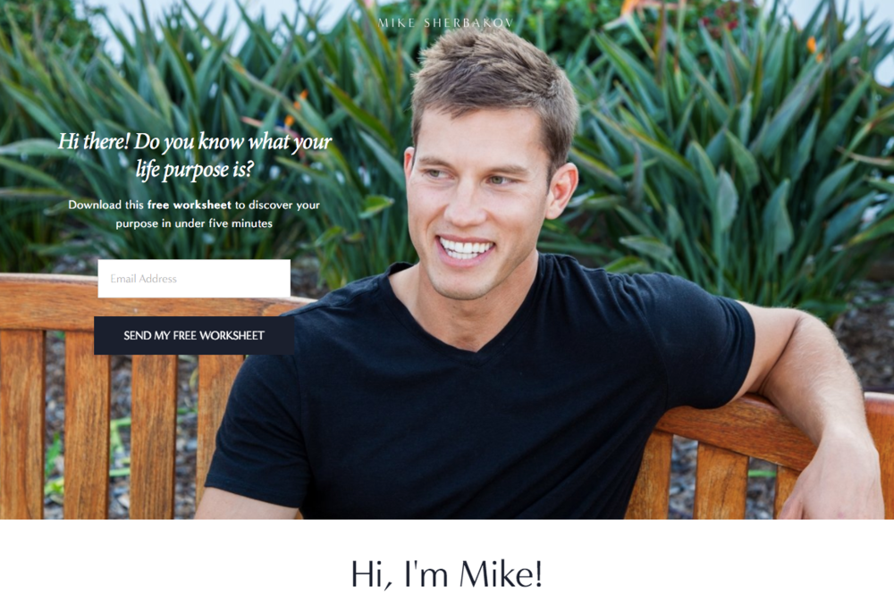 Mike Sherbakov (personal brand)