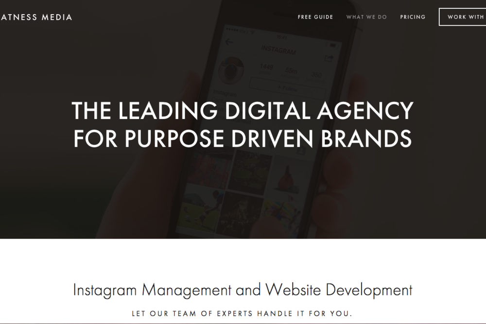Greatness Media (digital agency)