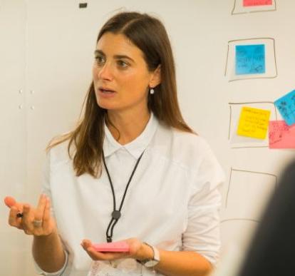 Anja Svetina Nabergoj  Lecturer,  Stanford d.school  Professor of Entrepreneurship,  University of Ljubljana