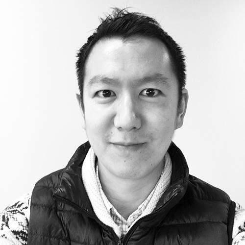 Kenshin Fujiwara  CEO,  Hacarus