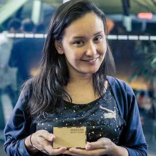 Sabrina Sasaki  Marketing,  Makers Boot Camp