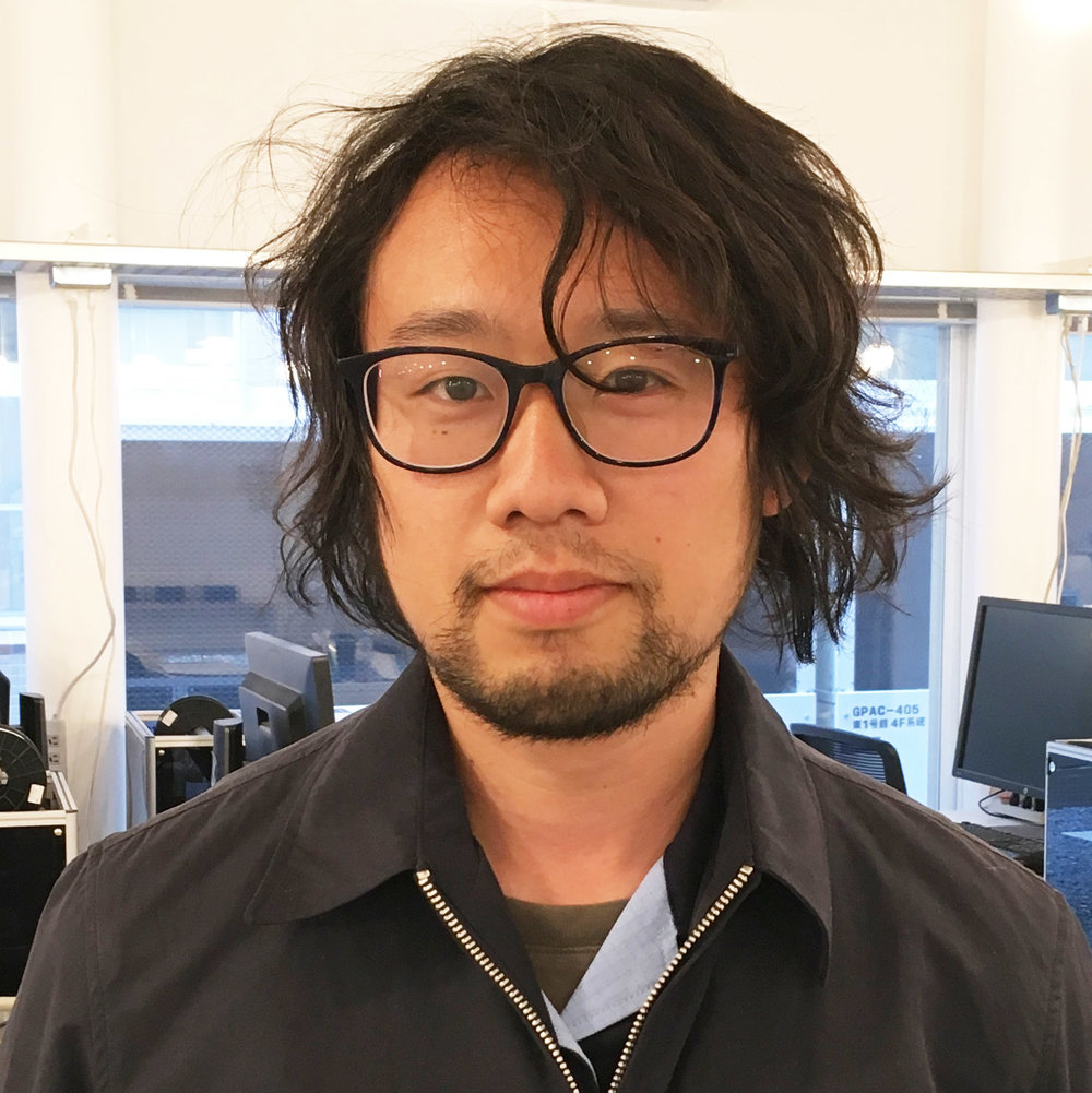 Tomohiro Inoue  Technical Staff,  KYOTO Design Lab , Kyoto Institute of Technology