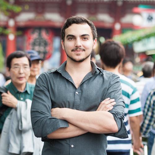James Riney  Head of  500 startups Japan