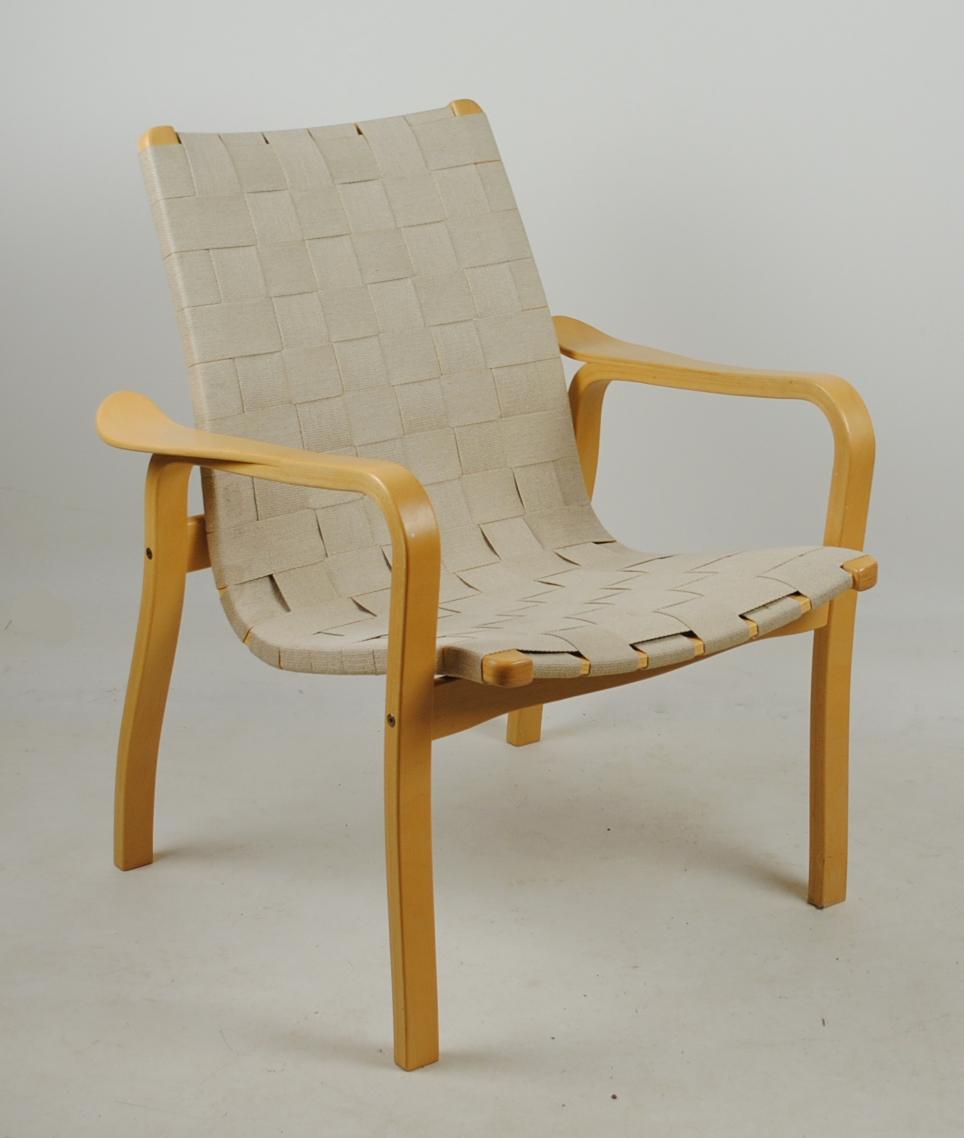 B 1644 Fåtölj, Yngve Ekström u2014 Antik& Design