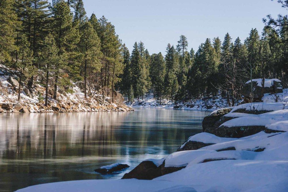 Woods Canyon Lake, Arizona
