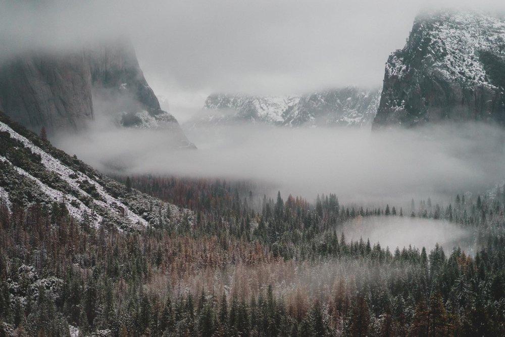Yosemite Valley California