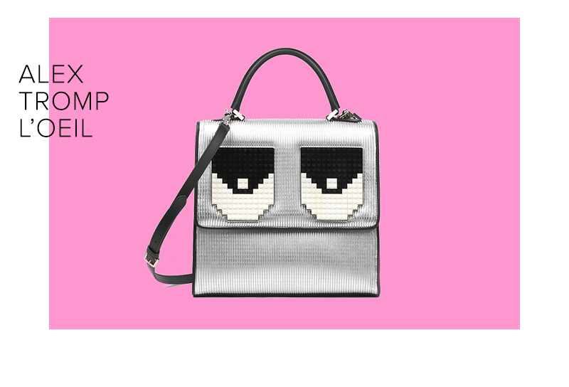 les petits joueurs, bag with eyes, swiss fashion blog