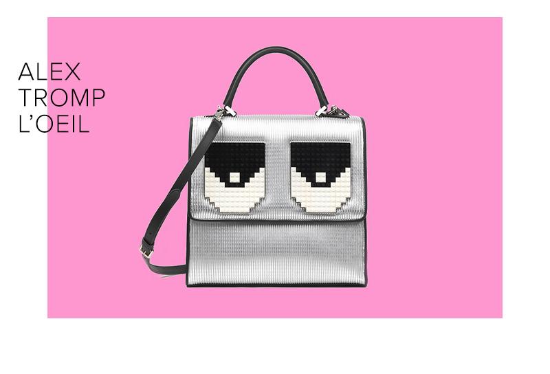 les petits joueurs, bag with eyes, swiss fashion blog