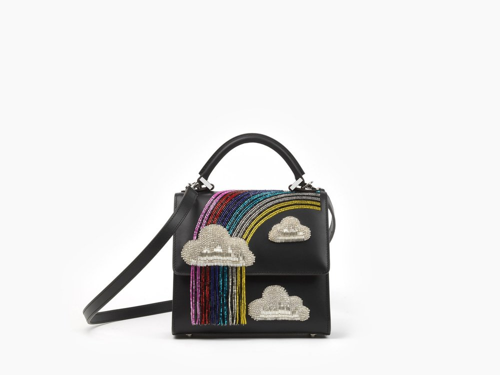 les petits joueurs, rainbow bag, swiss fashion blog