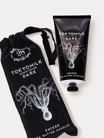 shea butter handcream with awesome design