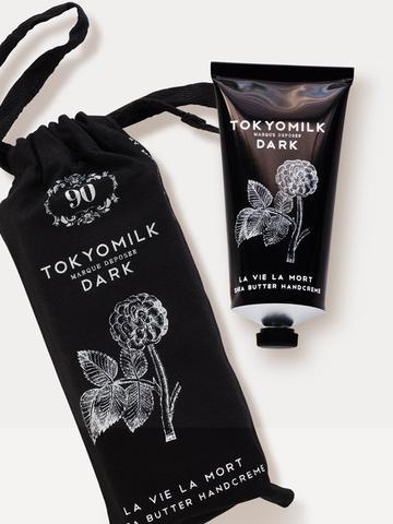tokyomilk dark collection handcreams