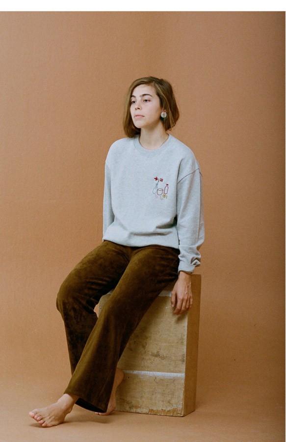 paloma wool artist collaboration still life fashion prints