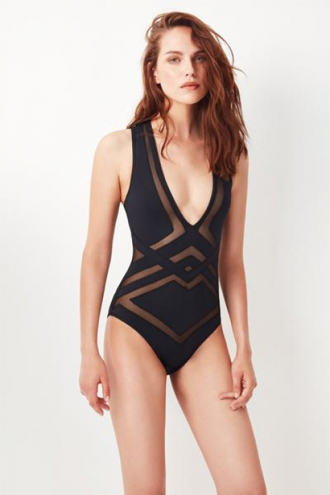 Istanbul-based luxury fashion brand ethical swimwear