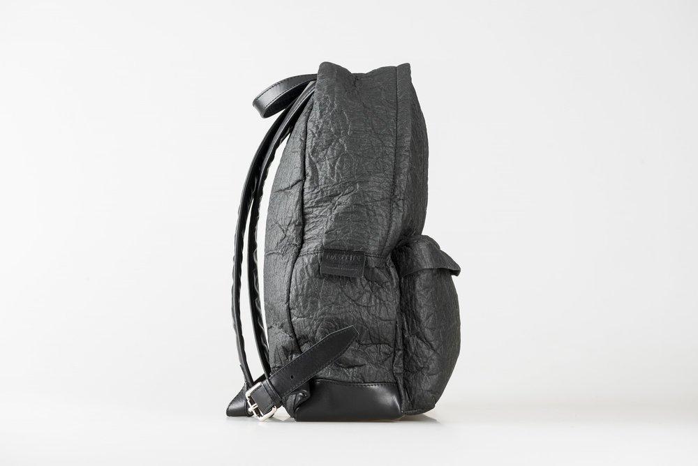 Minimalistic backpack by INA KOELLN