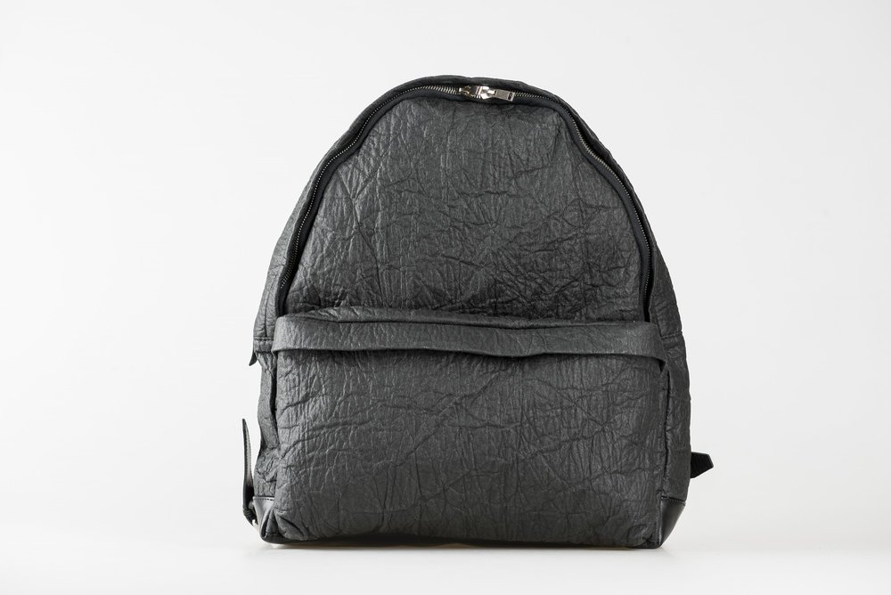 backpack made of Pinatex