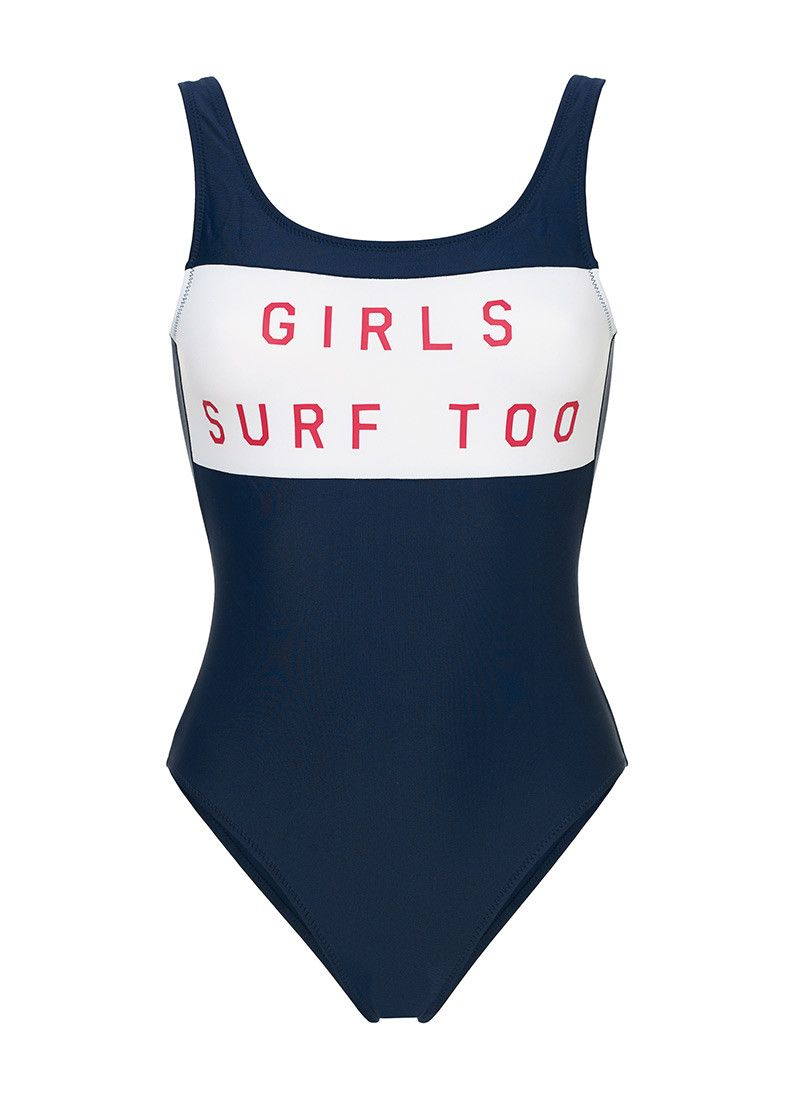 Girls Surf Too swimsuit 110€