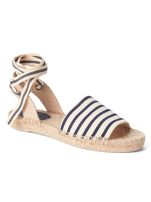 Lace Up Espadrilles, Gap, £23.97
