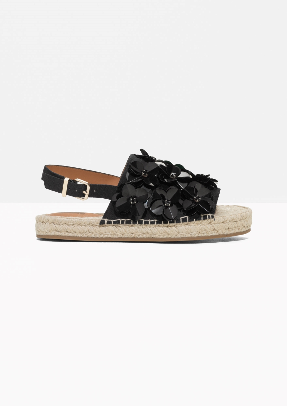 Embellished Espadrille, & Other Stories, £55