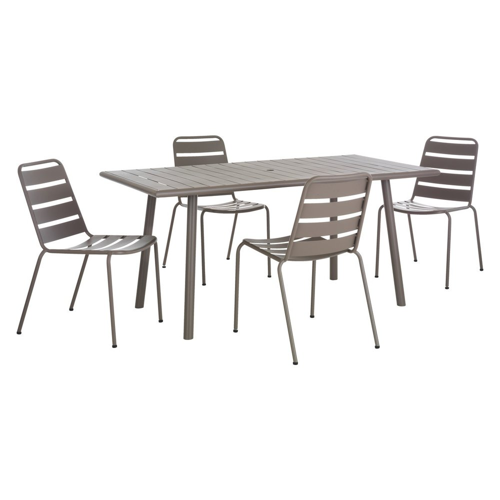 Darwin table and chair set, now £316