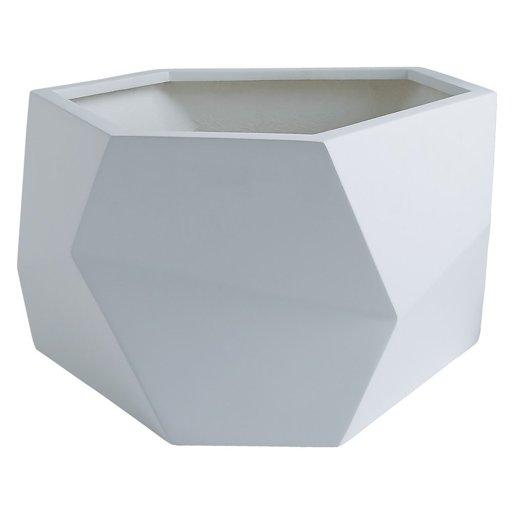 Faceted planter, now £63