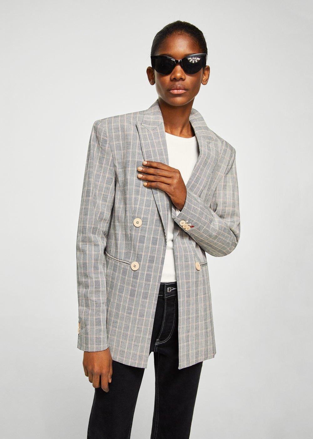 Suit Blazer, Mango