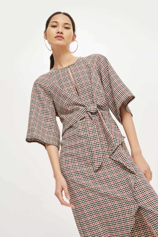 Midi Dress, Top Shop