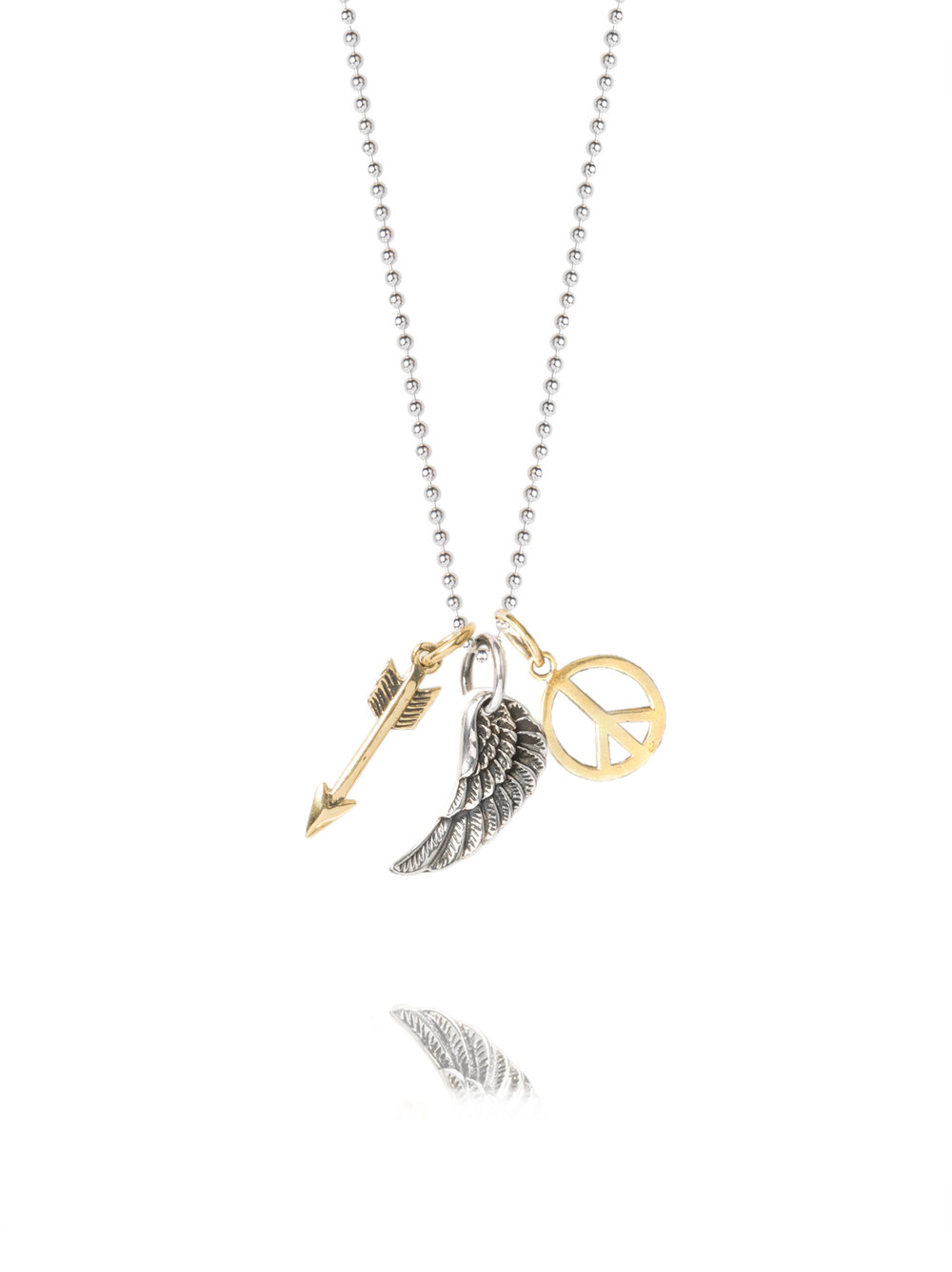 Charm Necklace 8