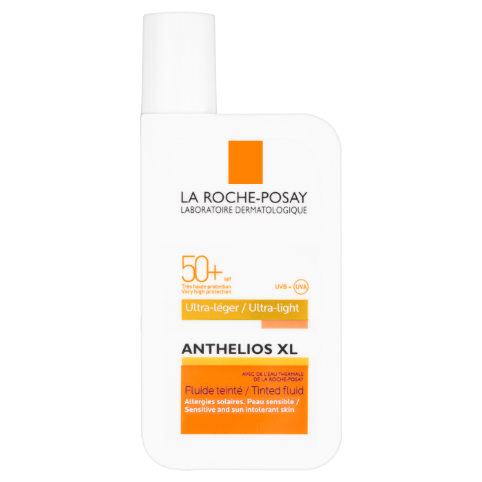 GAYLE - Age: 40Skin type: CombinationNon foaming gel cleanser, hyaluronic acid and retinol from The Ordinary. La Roche Posay SPF 50 every day as my moisturiser.
