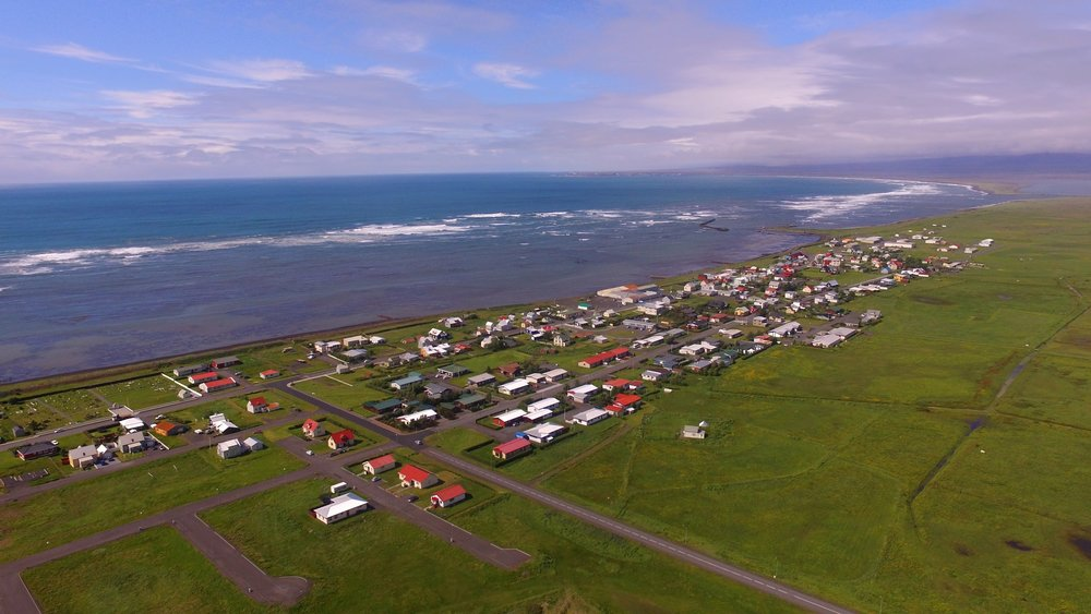 Einkofi Production is based on the beautiful south coast of Iceland