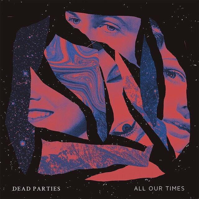 Thank you to everyone who came down to our album launch Thursday and partied with us. We had one of our best shows thanks to you all! Stay tuned for new stuff next year, we're really excited to get back to recording again! X  #deadparties #allourtimes #debutalbum #bcn