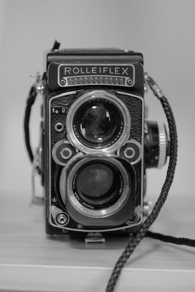 RolleiFlex Planar 2.8 80mm