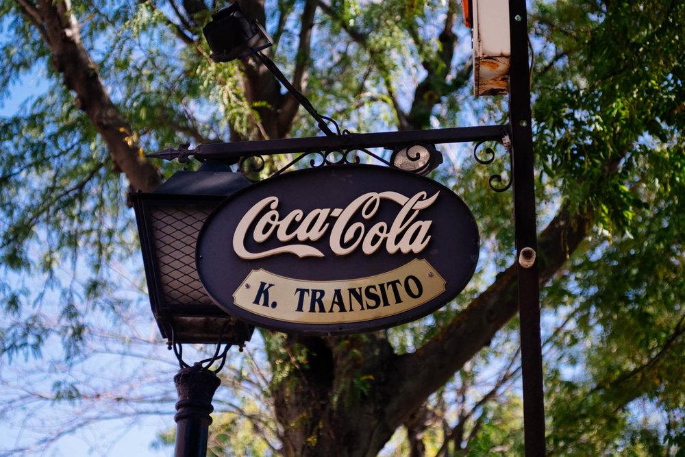 Símbolo da Coca Cola