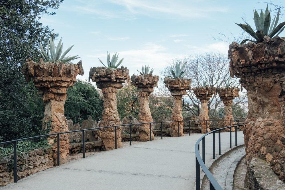 Parque Güell -