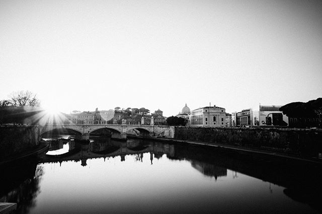 View of Ponte Vittorio Emanuele II in Rome and the St Peters Basilica Dome on the background. This was shot from St. Angelo Bridge.  Nurb Monuments are mostly NOIR images. Kinda the mood I'm in since 2017. All images are available as a print in Canson Fine Art paper. Contact me at patricksilveira@me.com for more info, or access my site www.nurbcollection.  #stangelocastle #Rome #vatican  #StpetersBasilica #Bridges #TibreRiver #visualart #contemporaryart #fineartphoto #fineart #fineartphotography #myart #abstractpainting #abstractart #artcollector #artgallery #artphotography #instaartwork  #contemporarypainting #noir  #ig_italy #instaitaly #igersitaly #loves_italia #gf_italy #vscoitalia #fujifeed #myfujifilm #fujixclub #prints