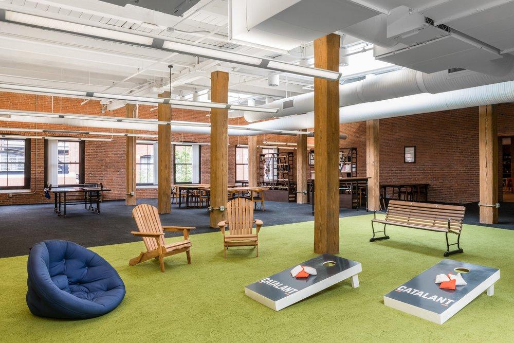 ADDRESS: 10 St. James Ave, Boston    SIZE: 65,000+ SF    Architect: Visnick & Caulfield Associates