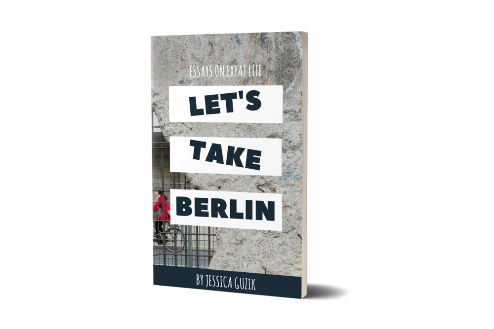 Let's Take Berlin - Join me for a tongue-in-cheek tour of expat life in Berlin. Weaving colorful observations with poignant personal stories, I share first-hand experiences with everything from sex clubs to saunas. Let's Take Berlin will make you feel like a true Berliner—complete with club stamps on your wrist, doner kebab grease on your chin, and a smile on your face.