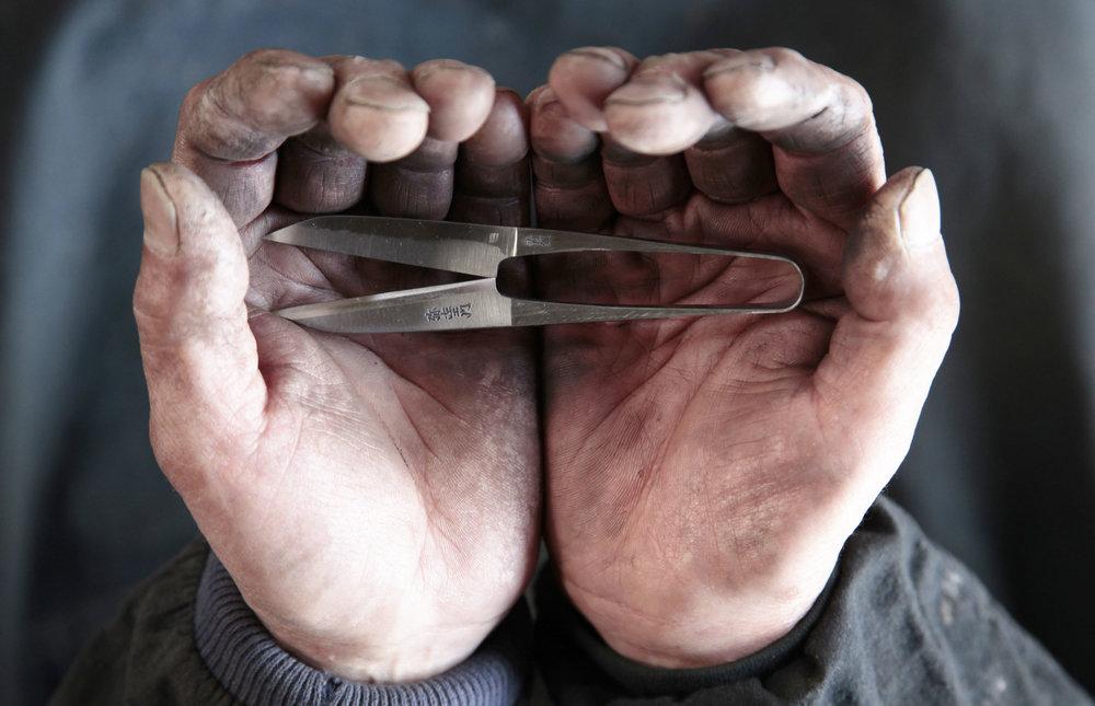 Banshu Hamono - Pocket Knifes & Gardening Tools