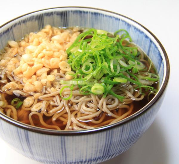 Soba Noodle Dish