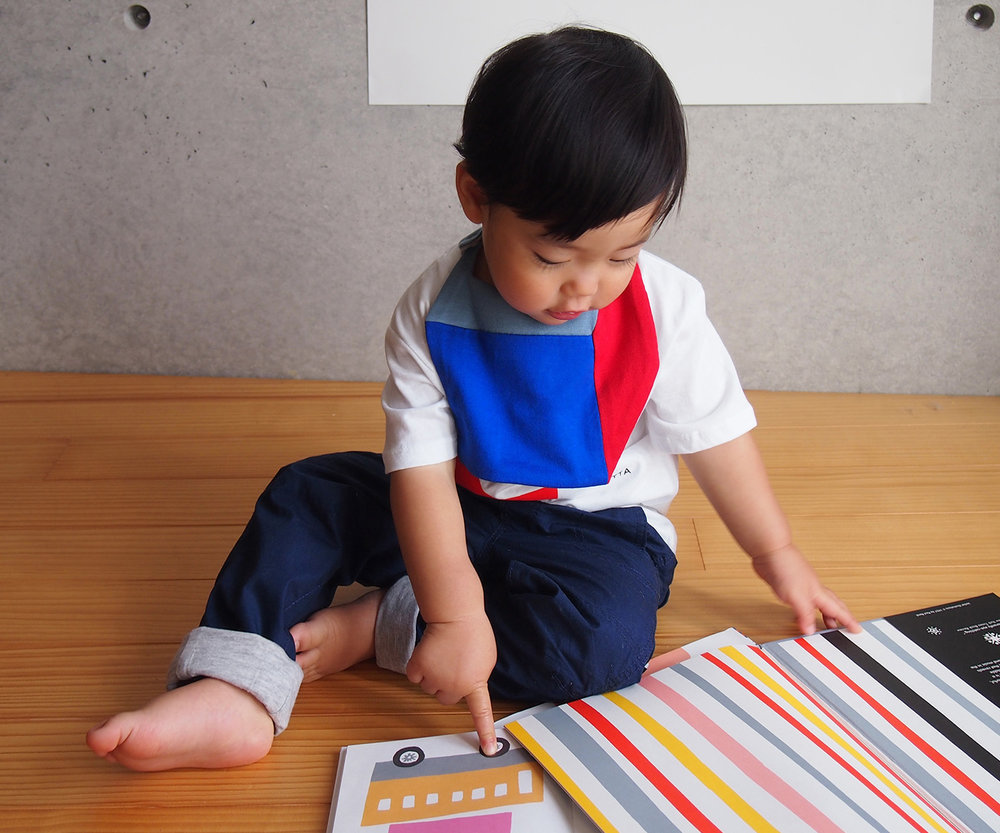 buube - a modern touch to kid garment
