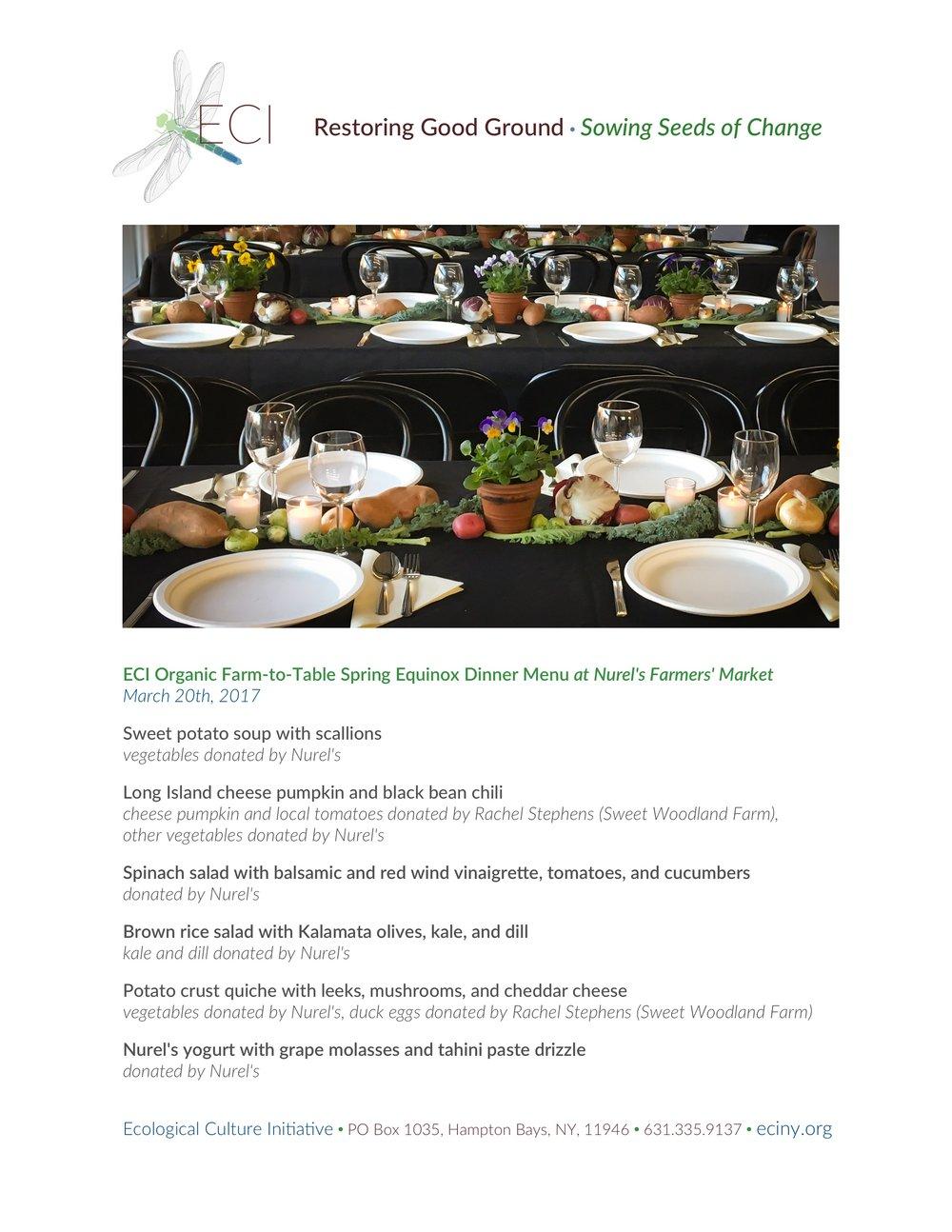 Farm-to-Table Spring Equinox Dinner - March 20th, 2017 - 8.5x11 menu.jpg