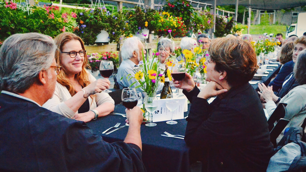 ECI Organic Farm-to-Table Summer Solstice Dinner - Gloriana's photo.jpg