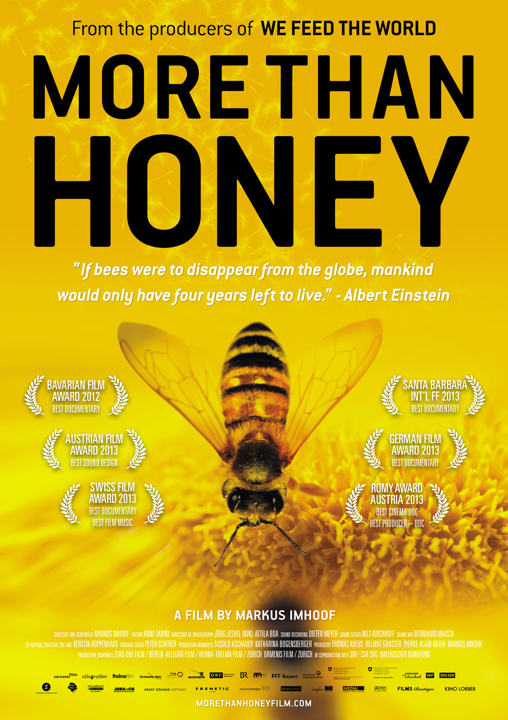 More Than Honey movie poster - 2538 x 3600.jpg