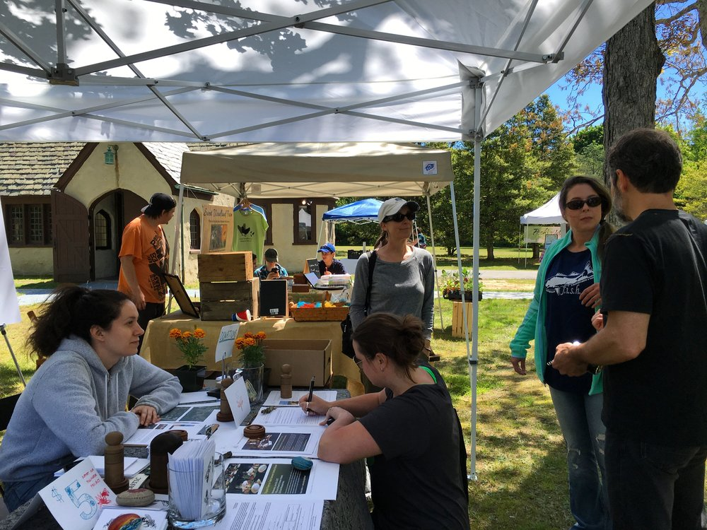 HB Farmers' Market - ECI table.JPG
