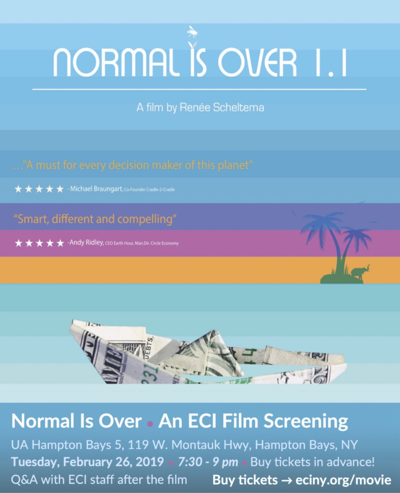 Normal Is Over film screening - Feb 26th, 2019 - poster 816x1006.jpg