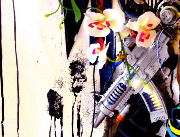 Milked Man, Detail