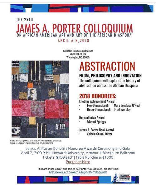 James A  Porter — Press — Amber Robles-Gordon